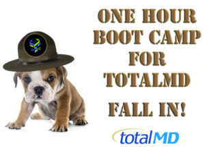 TotalMD One Hour Boot Camp