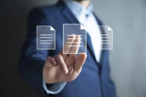 Electronically Capture and Store Documents
